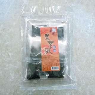 【挑食鋪】禾堉食鋪 月華齋南瓜子黑芝麻軟糖(袋裝150g)
