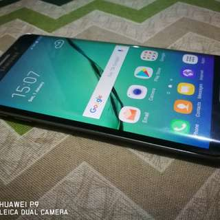 Samsung Galaxy S6 Edge Black 64Gb