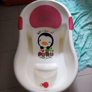 Baby Bathtub puku