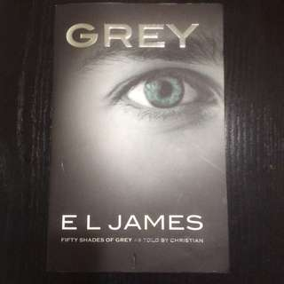 Grey: Fifty Shades of Grey - El James (2nd book of the series)