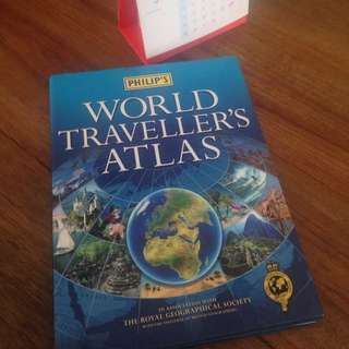 World Traveller's Atlas