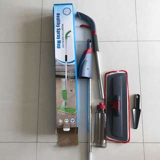 Spray mop In stock