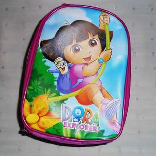 Charity Sale! Dora the Explorer Lunch box pink