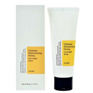 $13.90 [FREE SAMPLE] COSRX Ultimate Moisturizing Honey Overnight Mask