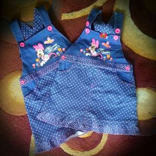 Overall Mickey Mouse Original