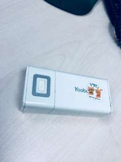 Yoobao portable charger