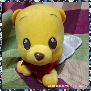 Disney Baby - Pooh with angel wings