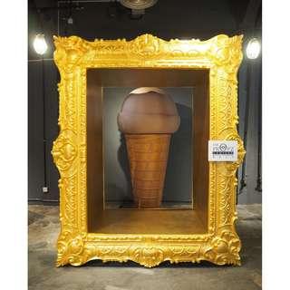 Giant Baroque Frame for Rental!