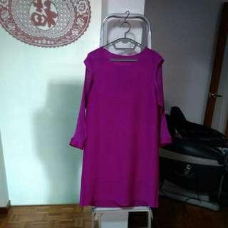 Miyaki Inspired Dress