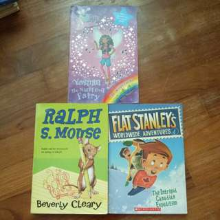 Books for lower primary