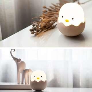 療愈小雞觸控燈