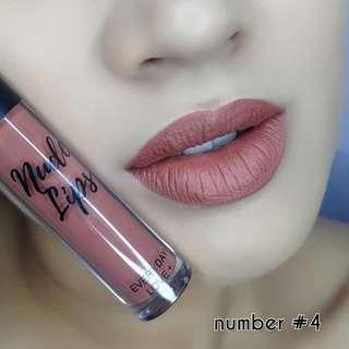 Everyday Love Nude Lipstick no. 4 #BESTSELLER