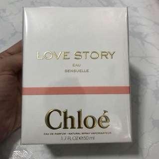 Chloe Love Story Eau Sensuelle Eau De Parfum 50ml