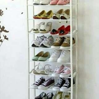 Rak sepatu multifungsi