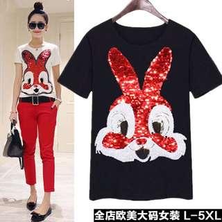 Ladies Shirt M-4XL