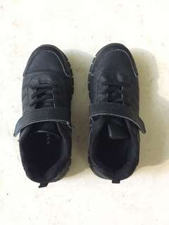 Black Boy Shoes