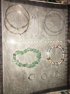 Brackets & rings