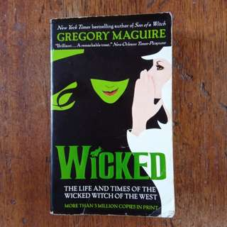 Gregory Maguire Wicked