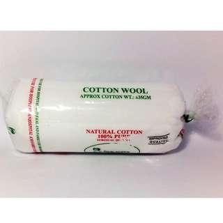 Pan Mate Cotton Wool 35G