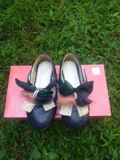 Zara party shoes size 26