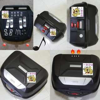 2602---GIVI BOX E43 NTL Mulebox For Sale !!!Brand New (YAMAHA, Honda, SUZUKI, ETC)