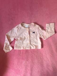 Carter's Button-Front Cardigan