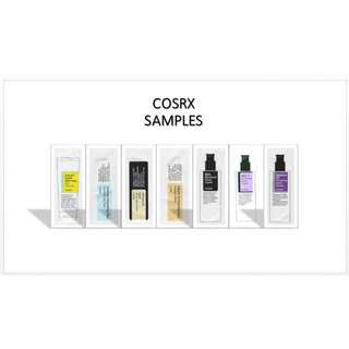 $0.60 COSRX, KLAIRS Skincare Tester Samples