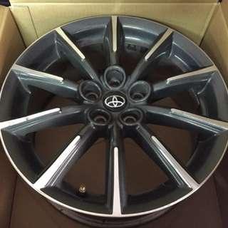 """16"""" Toyota 86 Rims"""