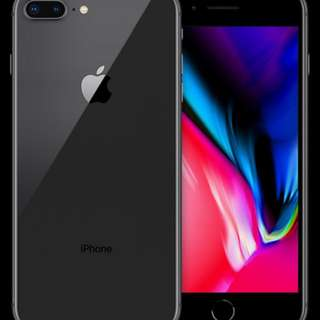 Iphone 8 plus 64gb brand new sealed