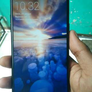oppo F5 black/hitam 3/32gb