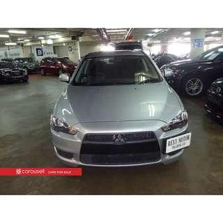 Mitsubishi Lancer EX Auto 1.6