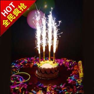 Lilin Mercun / Fireworks Candle