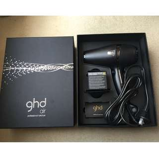 GHD AIR HAIR DRYER BRAND NEW IN BOX & AUTHENTIC (NO SWAPS, PRICE IS FIRM) UNDER WARRANTY (FREE DROP SHIPPING)