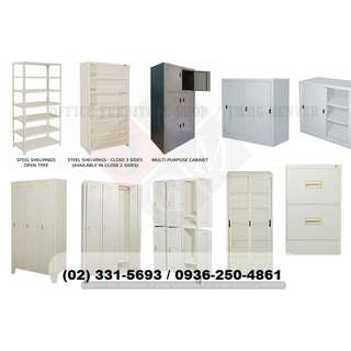 steel filing cabinet_office partition ** affordable prices