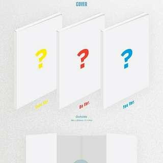 Got7 8th Mini Album - Eyes On You