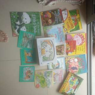 Toddler's books for quick sale all for 25only!!!!!