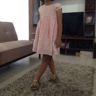 Next peach dress
