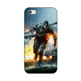 Case Custom Tema Battle Field
