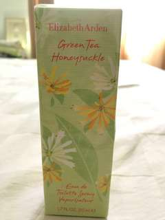 Authentic Elizabeth Arden Green Tea Honeysuckle 50ml