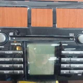 radio ori toyota vios 09