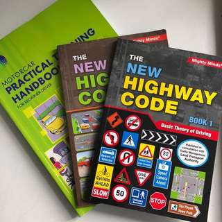 Driving Books for Learner Drivers