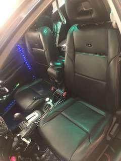 Mitsubishi lancer CS3 good condition car seats