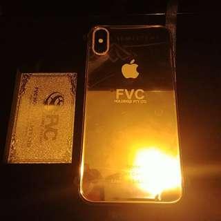 全新 Iphone X 256G