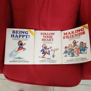 AMDREW MATHEWS BOOKS