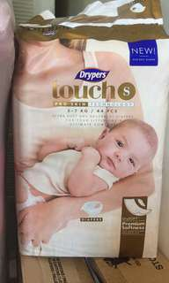 Drypers Touch Small