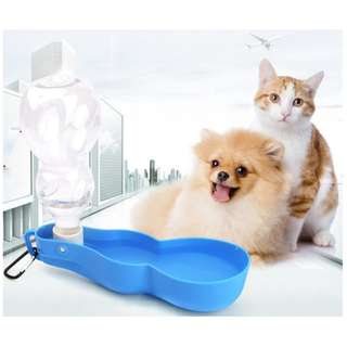 Portable Pet Water Bottle For Outdoor Activities