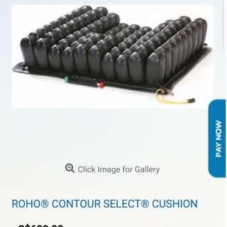 Wheelchair Seat (Roho Contour Cushion Seat)