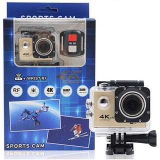 Gopro sjcam F9r 4K Sports HD DV