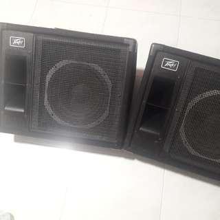 Peavy 112 HS - Powered speaker.