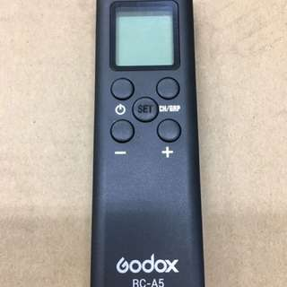 Wireless Remote for Godox led 1000